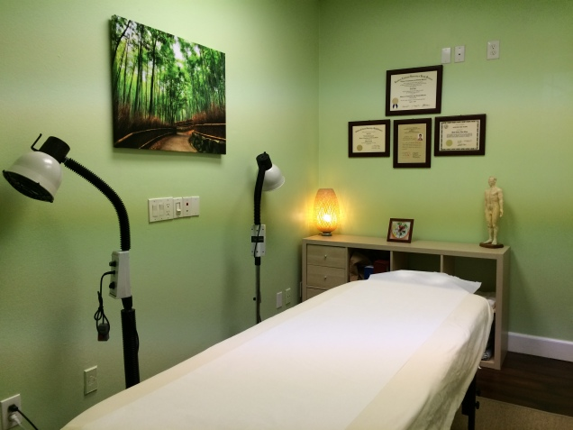 acupuncture room